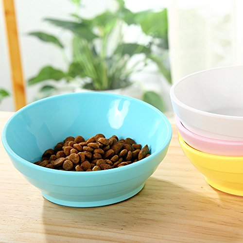 Creation-Core-Premium-Quality-Tilted-Cat-Bowl-for-Small-Pets-with-Anti-Skid-Rubber-0-0