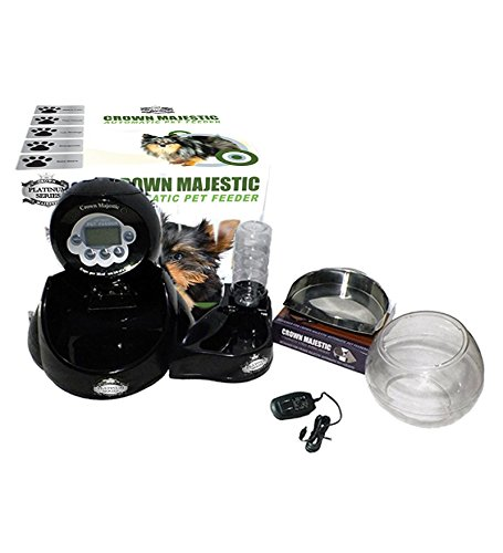 Crown-Majestic-Platinum-Series-Dog-and-Cat-Automatic-Pet-Feeder-0-0