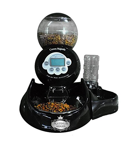 Crown-Majestic-Platinum-Series-Dog-and-Cat-Automatic-Pet-Feeder-0