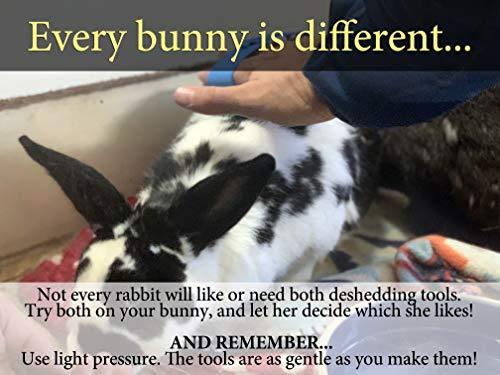 Dasksha-Rabbit-Grooming-Kit-with-Rabbit-Grooming-Brush-Rabbit-Hair-Brush-and-Rabbit-Hair-Remover-Bunny-Guinea-Pig-0-1
