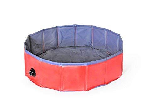 Dog-Bath-Tub-Splash-Swim-Pool-Large-62-Round-Foldable-Dog-Pool-0-1