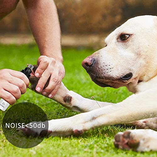 Dog-Nail-Grinder-Electric-Pet-Nail-Trimmer-for-DogsCats-Rechargeable-USB-Charging-Pet-Nail-Grinder-Grooming-Shaping-Trimming-Smoothing-for-Small-Medium-Large-Pets-0-2