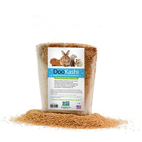 DooKashi-for-Small-Animals-Bedding-Additive-Extender-Odor-Remover-1-Lb-Bag-by-Dookashi-0