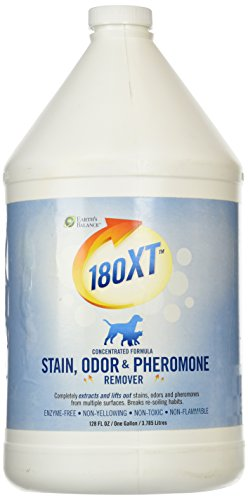 Earths-Balance-SMR30704-Earths-Balance-Small-Animal-180-XT-Stain-Odor-and-Pheromone-Remover-1-Gallon-0