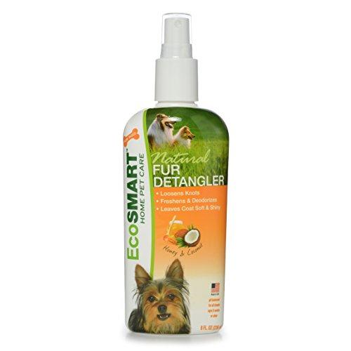 EcoSMART-Natural-Fur-Detangler-Honey-Coconut-Scent-0