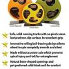 Exotic-Nutrition-Silent-Runner-9-Exercise-Wheel-Cage-Attachment-0-1