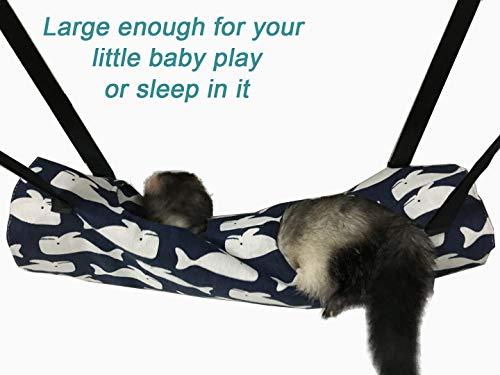 FULUE-Small-Animal-Ferret-Rat-Guinea-Piget-Hamster-Chincilla-Sleeper-Hammock-Accessories-0-1