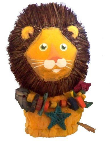 Fetch-It-Pets-Louie-the-Lion-8-Polly-Wanna-Pinata-Bird-Toy-0
