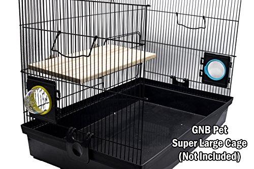 GNB-Pet-Natural-Wood-Stand-Platform-5-x-11-For-Hamster-Mice-Chinchilla-Chipmunk-Small-Animals-Habitat-Toy-HM-10-0-1