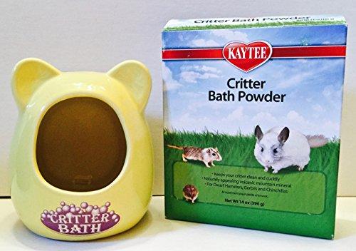 HAMSTERSUGAR-GLIDER-CERAMIC-BATH-WITH-BATH-POWDER-0-0