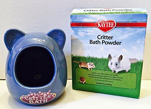 HAMSTERSUGAR-GLIDER-CERAMIC-BATH-WITH-BATH-POWDER-0-1