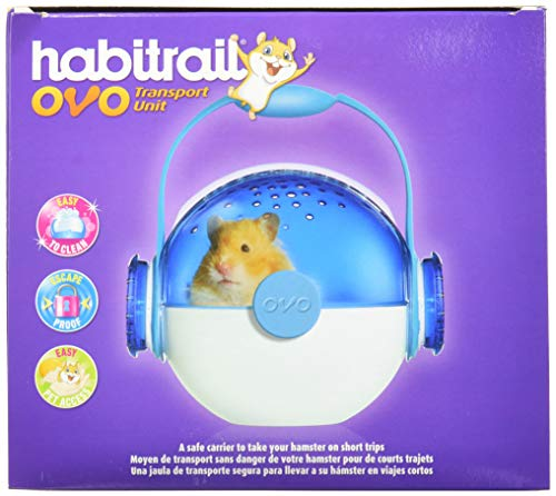 Habitrail-OVO-Transport-Unit-for-Hamster-Cage-Small-Animal-Habitat-Hamster-Accessories-0-0