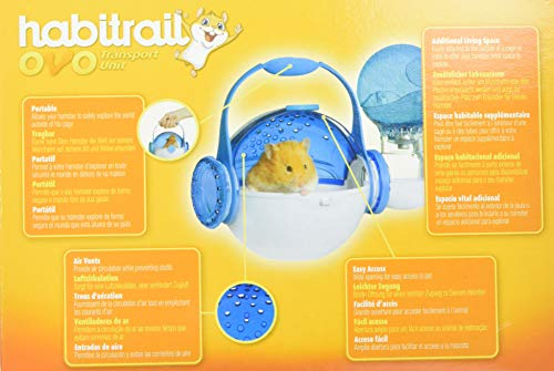 Habitrail-OVO-Transport-Unit-for-Hamster-Cage-Small-Animal-Habitat-Hamster-Accessories-0-1