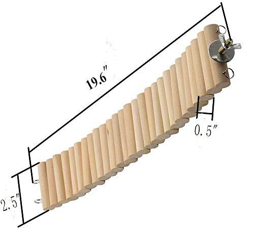 Hamster-Bridge-Hamsters-Wood-Swing-Small-Pet-Ladder-Stand-Platform-Hamster-Cage-Accessories-Wood-Bridge-for-Small-Animal-Hamster-Wooden-Toys-Bridge-Wooden-Suspension-Swing-Flexible-0-1