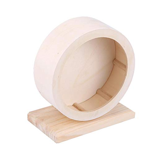 Hamster-Small-Pets-Wooden-House-Funny-Wheel-Running-Rest-Nest-Playing-Exercise-Toy-Cage-Accessory-0