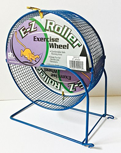 HamsterMouse-Small-Animal-8-Wire-Exercise-Wheel-0