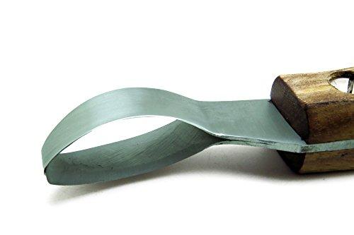 Hoof-Knife-75-Medium-Farrier-Tools-Wooden-Handle-Premium-Instruments-Upgraded-Pattern-0-1