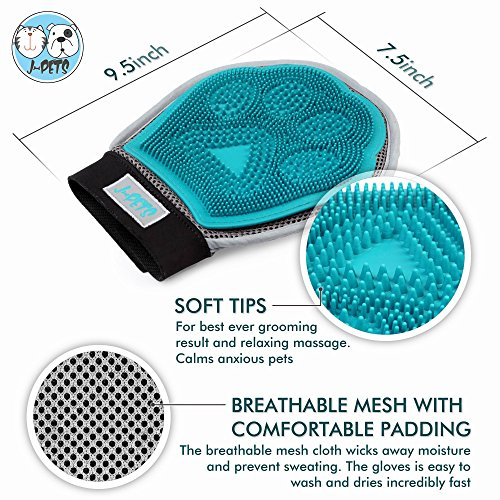 J-Pets-3-in-1-Pet-Grooming-Glove-Gently-Removes-Loos-Hair-Provide-Relaxing-Massage-Collect-Hair–Premium-Quality-Shedding-Tool-For-Dogs-Cats-Free-Bonus–Toothbrush-For-Pets-0-1