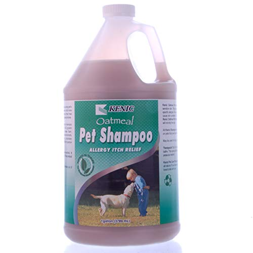 Kenic-Oatmeal-Conditioning-Shampoo-Gallon-0