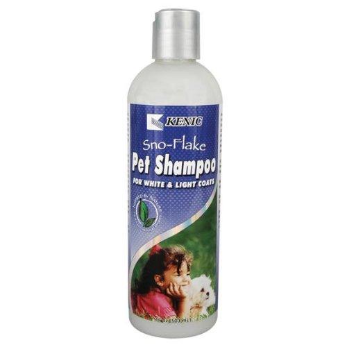 Kenic-Sno-Flake-White-Dog-Shampoo-17-oz-0
