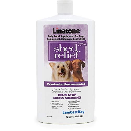 Lambert-Kay-Linatone-Shed-Relief-SkinCoat-Liquid-Supplement-for-DogCat-0