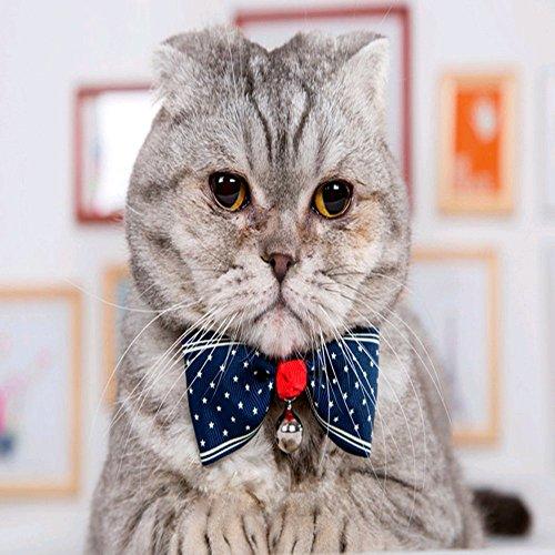 Lebbeen-10pcspackCool-Gentle-Stylish-Adjustable-Pet-Teddy-Cat-Dog-Rabbit-Bow-Ties-Necktie-0-1