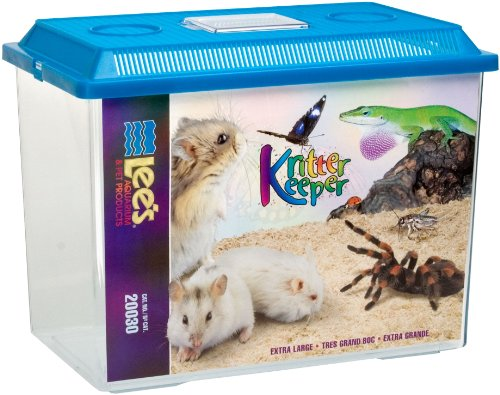 Lees-Kritter-Keeper-X-Large-Rectangle-wLidAssorted-Colors-0