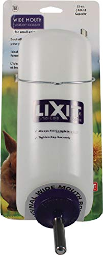 Lixit-Animal-Care-Products-LI00890-32-Oz-Water-Bottle-Rabbit-05-lbs-0