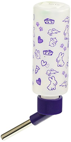 Lixit-Corporation-SLX0534-12-Pack-Critter-Brites-Small-Animal-Water-Bottle-4-Ounce-Day-Glow-0