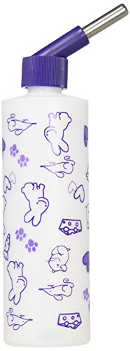 Lixit-Corporation-SLX0536-9-Pack-Critter-Brites-Small-Animal-Water-Bottle-Display-16-Ounce-Day-Glow-0