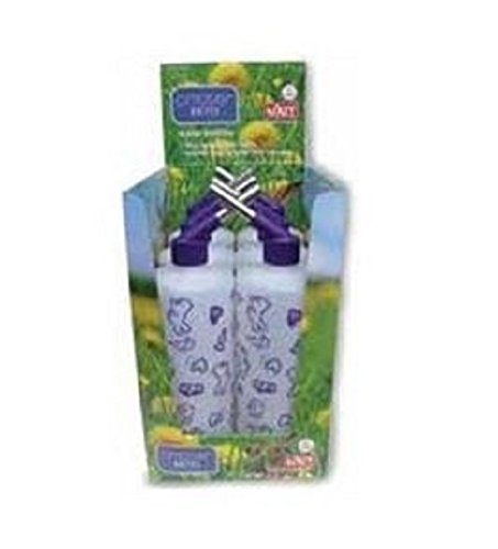 Lixit-Corporation-SLX0537-6-Pack-Critter-Brites-Small-Animal-Water-Bottles-32-Ounce-Day-Glow-0-2