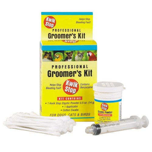 Miracle-Care-by-MiraclecorpGimborn-Kwik-Stop-Groomers-Kit-for-Dogs-Cats-and-Birds-0