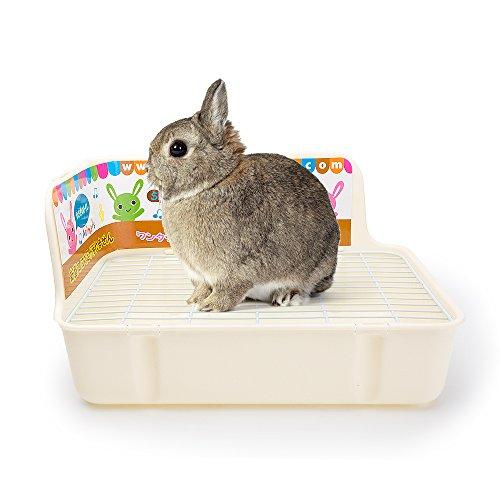Misyue-Litter-Pan-Guinea-Pig-Square-Potty-Trainer-Corner-Litter-Bedding-Box-Pet-Pan-for-Small-AnimalRabbitGuinea-PiggalesaurFerret-0