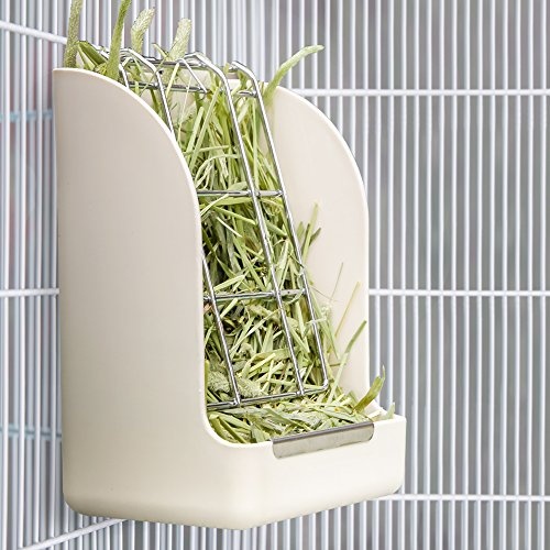 Mkono-Hay-Feeder-Less-Wasted-Hay-Rack-Manger-for-Rabbit-Guinea-Pig-Chinchilla-0-0