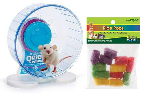 Mouse-Wheel-6-Inch-Prevue-Quiet-Wheel-with-Bearings-Bundled-with-Ware-Rice-Pops-0