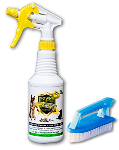 Natural-Maid-Professional-Strength-Pet-Stain-Odor-Remover-Eliminator-with-4-Powerful-Enzymes-Lemon-Scent-Ready-to-Use-Multi-Surface-Cleaner-0