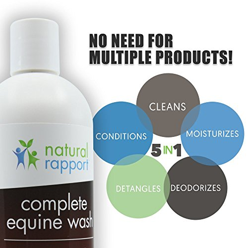 Natural-Rapport-Horse-Shampoo-Conditioner-Full-Mane-Tail-Treatment-for-Horses-Equine-Wash-0-1