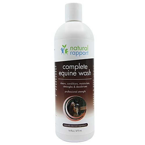 Natural-Rapport-Horse-Shampoo-Conditioner-Full-Mane-Tail-Treatment-for-Horses-Equine-Wash-0