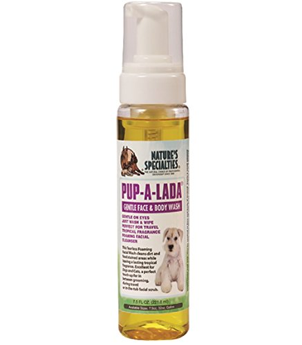 Natures-Specialties-Pup-A-Lada-Foaming-Facial-Wash-for-Pets-75-Ounce-0