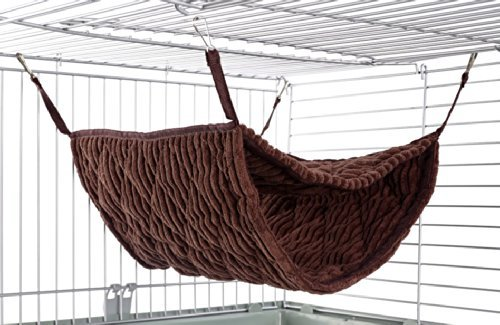 Niteangel-Luxury-Double-Bunkbed-Hammock-Fit-2-Adult-Ferrets-or-5-More-Adult-Rats-0