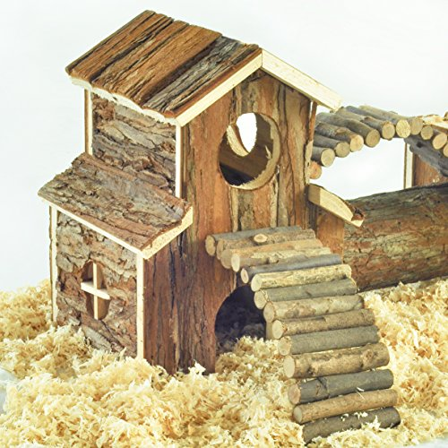Niteangel-Natural-Living-Tunnel-System-Small-Animal-House-0-1