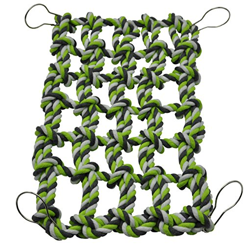 Niteangel-Small-Animal-Activity-Toy-Rat-and-Ferret-Cotton-Rope-Nets-0