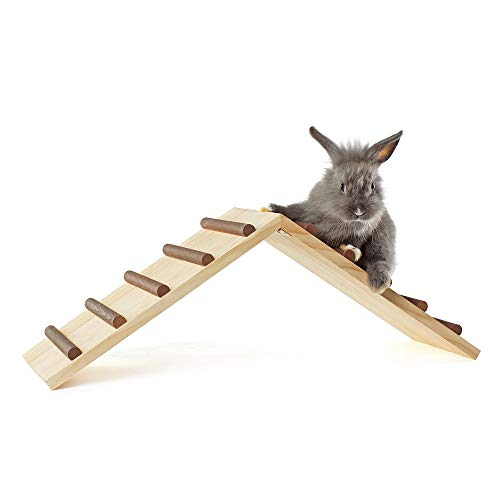 Niteangel-Wooden-Cage-Bridge-for-Rabbits-Guinea-Pigs-and-Chinchilla-Large-Size-0-0