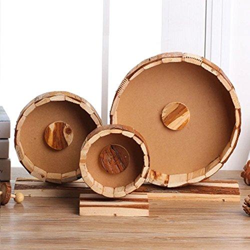 OMEM-Small-Animal-Sports-Wheel-Ultra-Quiet-Hamster-Sports-Wheel-Handmade-Wooden-Toys-0-1