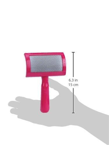 Oscar-Frank-Universal-Standard-Premium-Plastic-Handle-Pet-Slicker-Brush-Medium-Pink-0-1