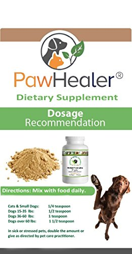 PawHealer-Pet-GO-Glandular-Organs-powder-227-grams-for-Dogs-Pets-0-1