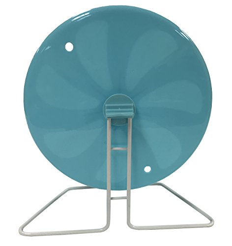 Penn-Plax-8-Exercise-Wheel-Perfect-For-Rats-Hamsters-Mice-Gerbils-and-Other-Small-Animals-0-0