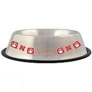 Pet-Goods-NCAA-Nebraska-Cornhuskers-Stainless-Steel-Bowl-0