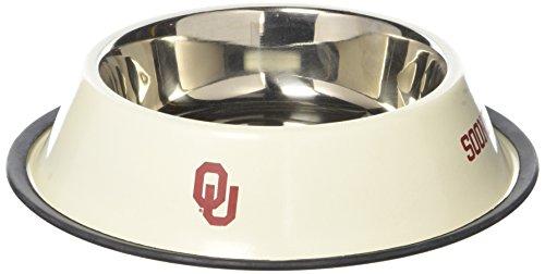 Pet-Goods-NCAA-Oklahoma-Sooners-Stainless-Steel-Bowl-0