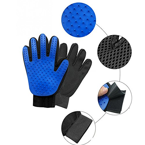 Pet-Grooming-Glove-and-Deshedding-Glove-Brush-Best-for-Dogs-Cats-Long-Short-Fur-Massage-Tool-with-Enhanced-Five-Finger-Design-0-1